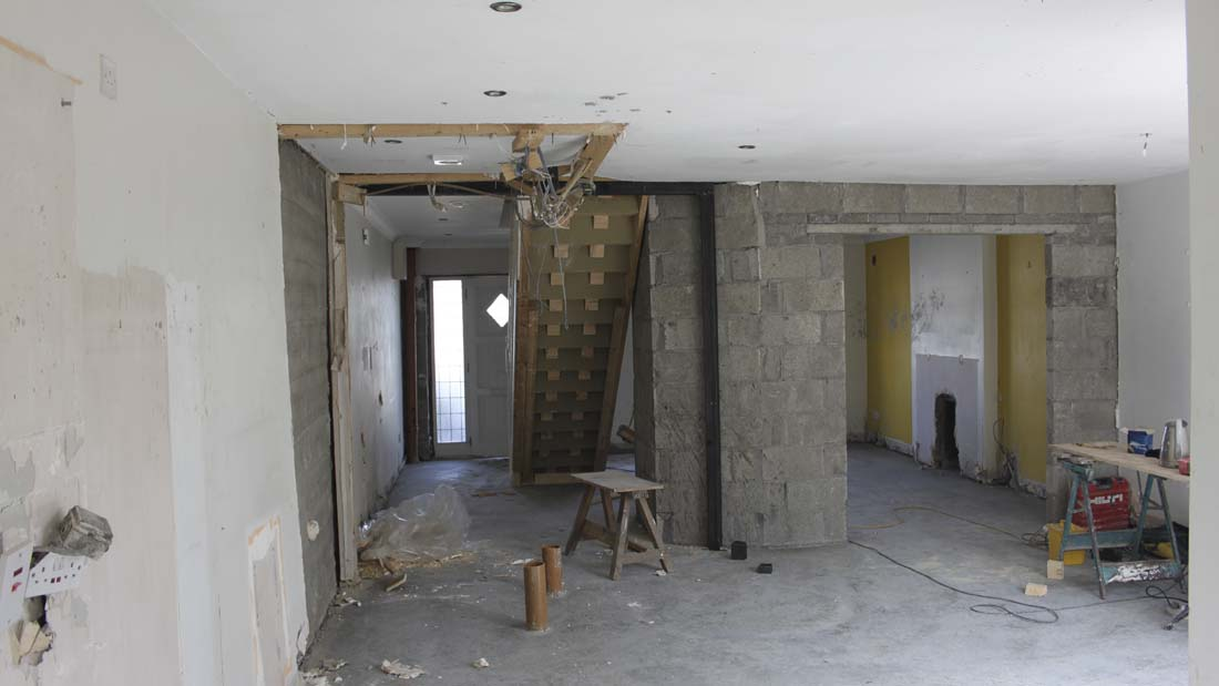 Pyrite Remediation – Rush, Dublin