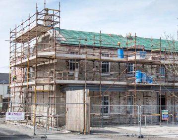 Ebrigton Derry Lime Plastering