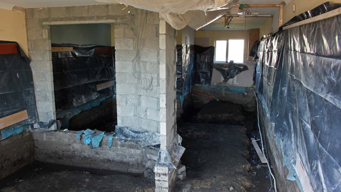 Pyrite Remediation – Rush, Dublin 5