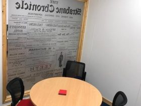 Strabane Chronicle Offices 2