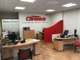 Strabane Chronicle Offices 3